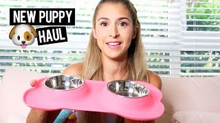 New Puppy Haul: My Pomeranian! | Diana Espir