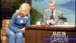 Funny Laughing Bird on Johnny Carson's Tonight Show- 1976