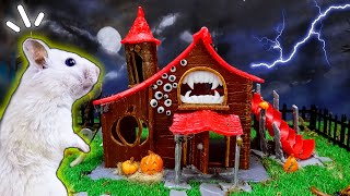 Hamster Halloween Spooky House 🎃 Haunted House 🎃 Come and Enjoy