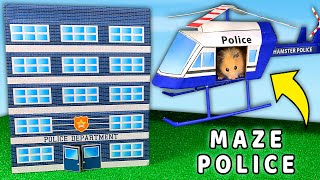 Hamster Police 5 – Level Maze 👮 Hamsters Show