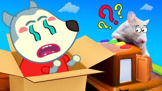Wolfoo Plays Hide and Seek with Hamster – Cartoon Hamster by Life Of Pets Hamham